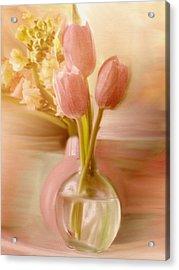 Two Vases Acrylic Print