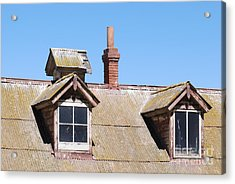 Two Window Roof Acrylic Print