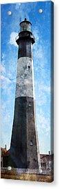 Tybee Island Light Acrylic Print