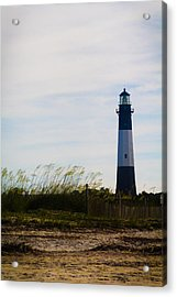 Tybee Island Lighthouse Acrylic Print by Jessica Brawley