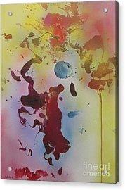 Tzfasser 13 - Mystic Synapse #2 Acrylic Print by Dov Lederberg