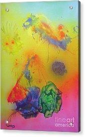 Tzfasser 16 Grace Hoper Acrylic Print