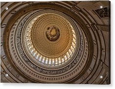 U S Capitol Rotunda Acrylic Print