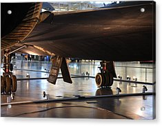 Udvar-hazy Center - Smithsonian National Air And Space Museum Annex - 121246 Acrylic Print by DC Photographer
