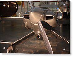Udvar-hazy Center - Smithsonian National Air And Space Museum Annex - 121290 Acrylic Print by DC Photographer