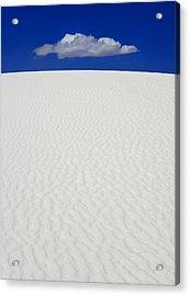 U.f.o. Acrylic Print by Skip Hunt