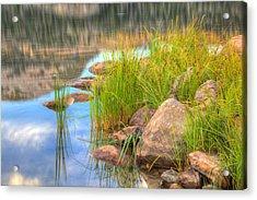 Uinta Reflections Acrylic Print