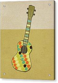 Uke I Acrylic Print