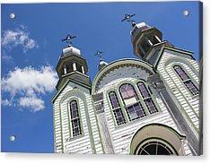 Ukrainian Orthodox Church - Wroxton Acrylic Print