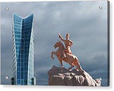 Ulaanbaatar Acrylic Print