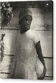 Ulmann Girl, C1930 Acrylic Print by Granger