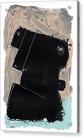 Umbra No. 1 Acrylic Print by Mark M  Mellon