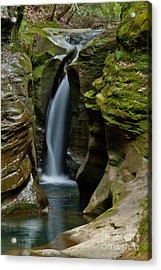 Un-named Falls Acrylic Print