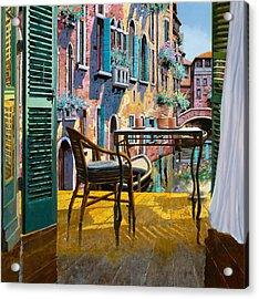 Un Soggiorno A Venezia Acrylic Print