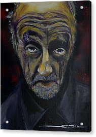 Acrylic Print featuring the painting Uncle Only's Farewell by Eric Dee