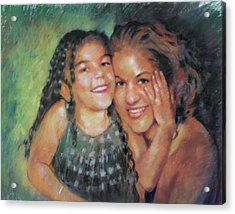 Unconditional Love Acrylic Print