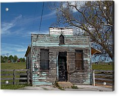 Undelivered Mail Acrylic Print by Skip Willits