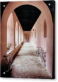 Under The Arches Acrylic Print