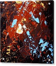 under the autumn sky II Acrylic Print