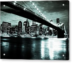 Under The Bridge Acrylic Print
