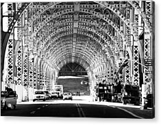 Under The West Side Highway Acrylic Print