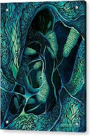 Underwater Revelation Acrylic Print