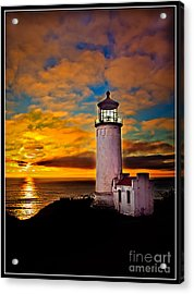 Unforgettable Acrylic Print by Robert Bales
