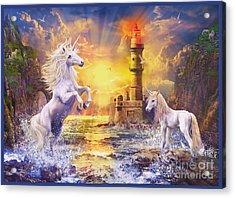 Unilight Acrylic Print