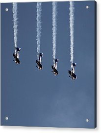 Unimaginably High G-forces Acrylic Print