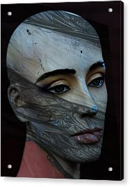 Unintended Rendition  Acrylic Print by Jerry Cordeiro