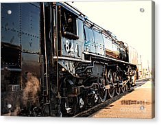 Union Pacific Engine #844 Acrylic Print by Vinnie Oakes
