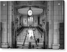 Union Station Kansas City Acrylic Print
