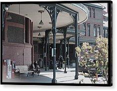 Union Street Station Acrylic Print