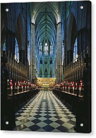 United Kingdom. England. Greater Acrylic Print by Everett
