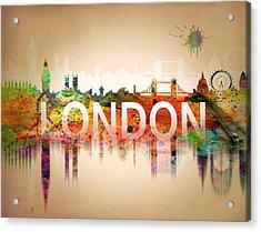 United Kingdom Acrylic Print by Mark Ashkenazi
