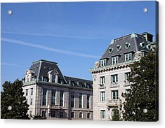 United States Naval Academy In Annapolis Md - 121229 Acrylic Print by DC Photographer