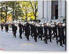 United States Naval Academy In Annapolis Md - 121245 Acrylic Print by DC Photographer