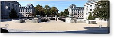 United States Naval Academy In Annapolis Md - 121278 Acrylic Print by DC Photographer