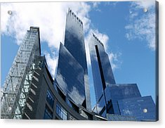 United States, New York, Skyscrapers Acrylic Print