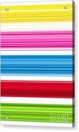 Unity Of Colour 3 Acrylic Print