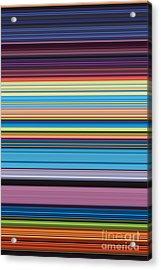 Unity Of Colour 4 Acrylic Print