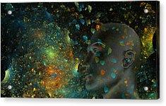Universal Mind Acrylic Print