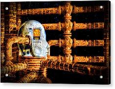 Universal Mind Acrylic Print by Bob Orsillo