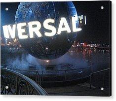 Universal Orlando Resort - 12122 Acrylic Print