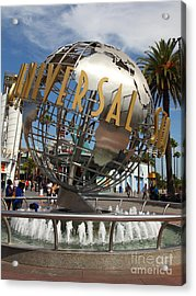 Universal Studios Hollywood California 5d28468 Acrylic Print
