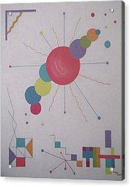 Universe 1 Acrylic Print