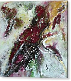 Universe- Abstract Art Acrylic Print