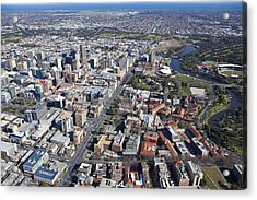 University Of Adelaide Acrylic Print by Brett Price