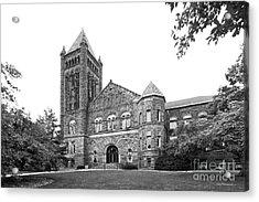 University Of Illinois Altgeld Hall Acrylic Print by University Icons