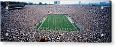 University Of Michigan Football Game Acrylic Print